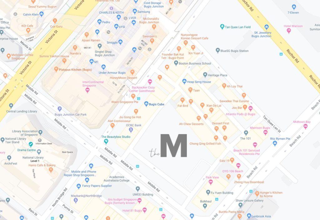 the m condo
